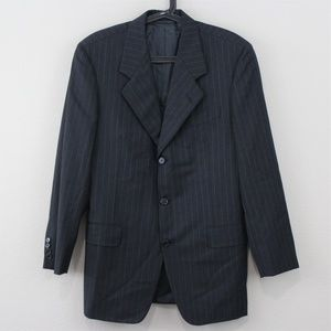 Hickey Freeman 3 Three Button Suit Blazer A443